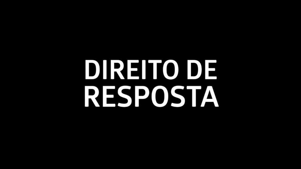 VILA VERDE - Direito de Resposta de José Morais