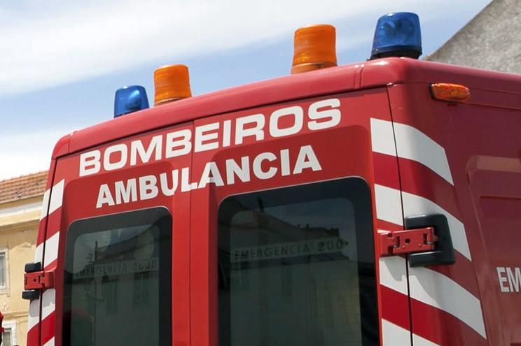 VILA VERDE –  Homem queimado em 50% do corpo após acidente com assador