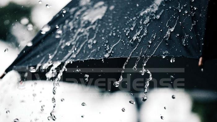 METEOROLOGIA - Chuva volta esta segunda-feira