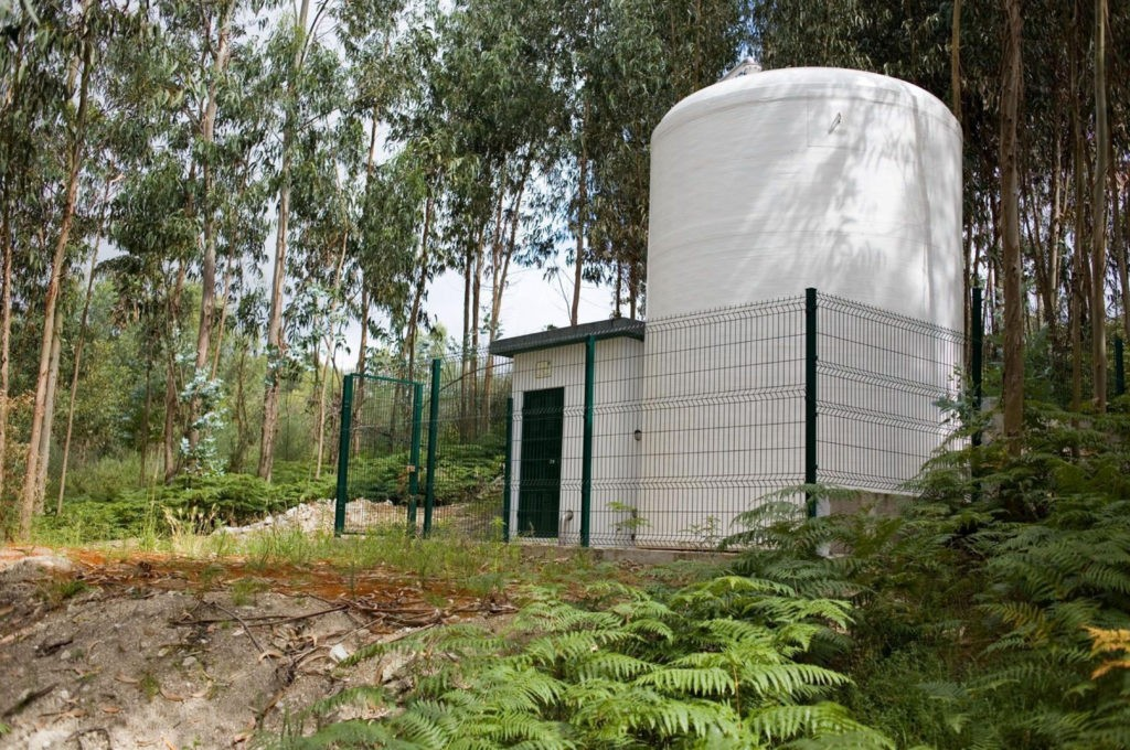 VILA VERDE - Limpeza e desinfecção dos reservatórios de abastecimento de água da rede pública de 2 a 31 de Maio