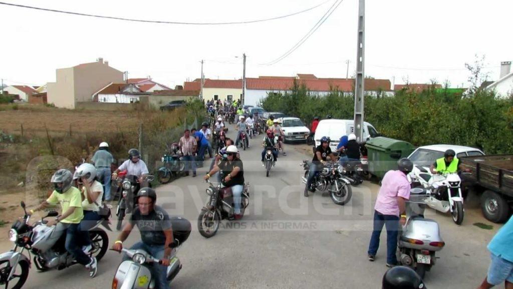COUCIEIRO (Vila Verde) – II Passeio de Motas adiado devido ao mau tempo