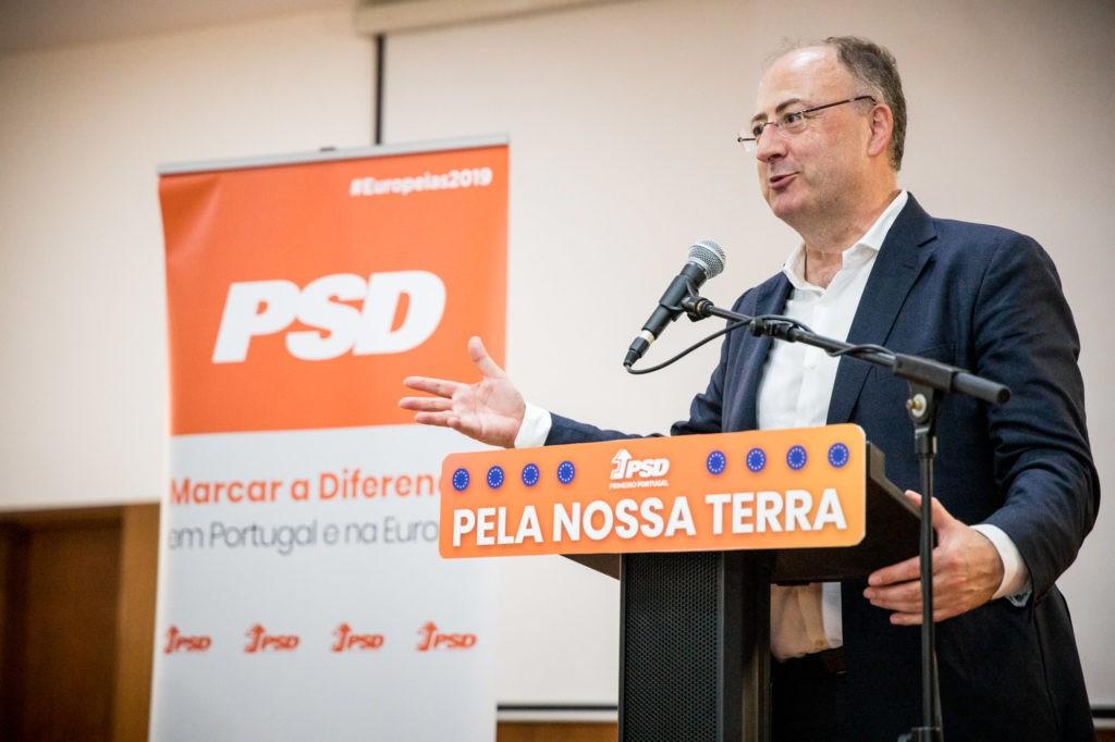 """POLÍTICA – José Manuel Fernandes em Vila Verde: """"Lutar por uma União Europeiacada vez melhor"""""""