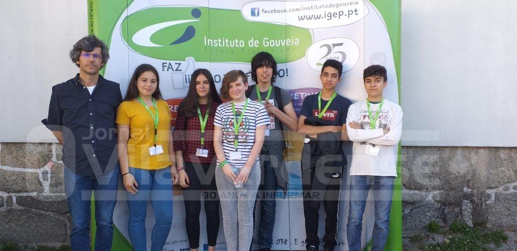 EDUCAÇÃO - EPATV voltou a marcar presença nos XXI Jogos da Matemática