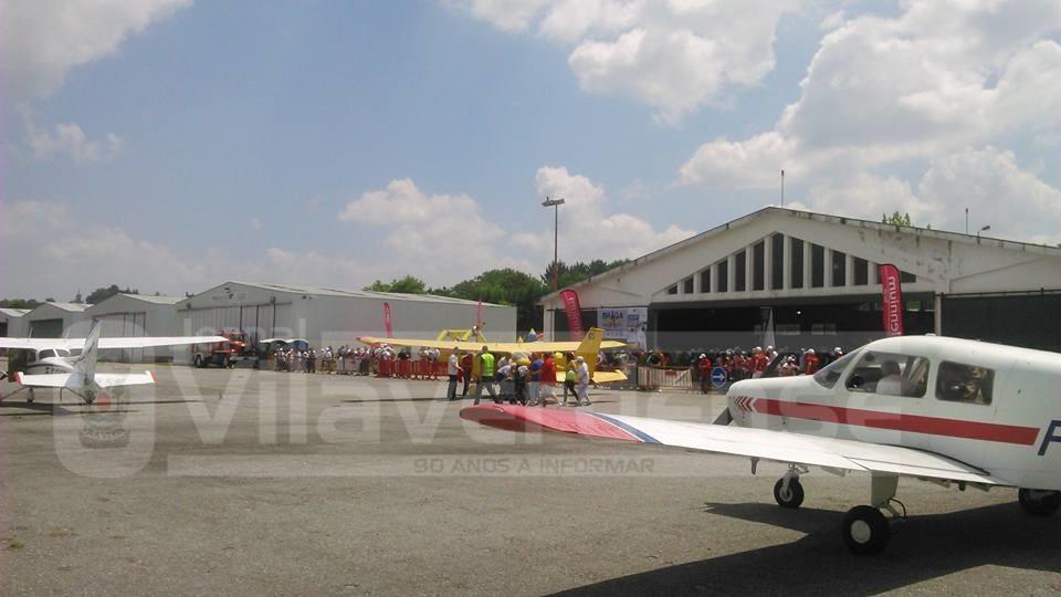 DESPORTO - Braga recebe Prio Aéreo Camping 2019 de 8 a 9 de Junho