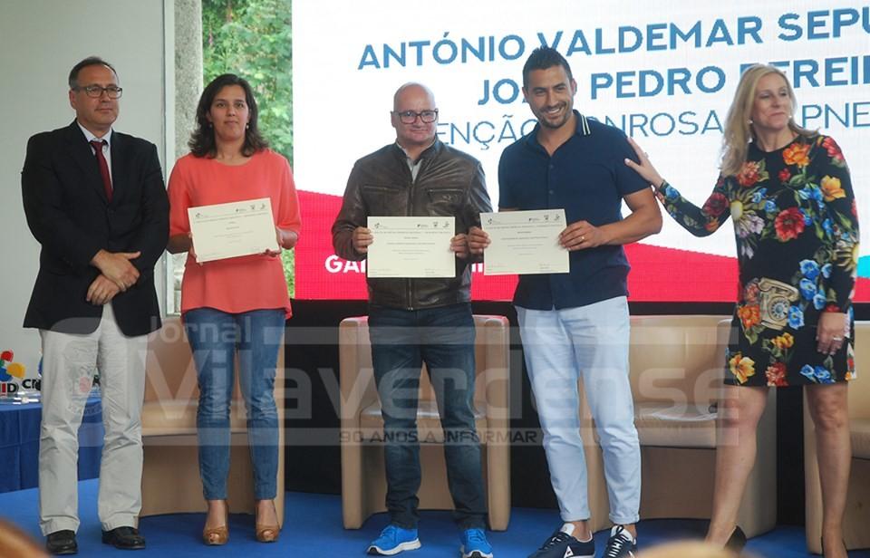 DESTAQUE – Reportagem do Desportivo Vale do Homem premiada pelo CNID
