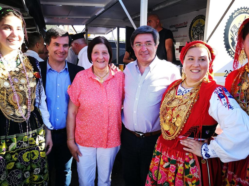 POLÍTICA – Paulo Morais e Inácio Faria em campanha no Minho