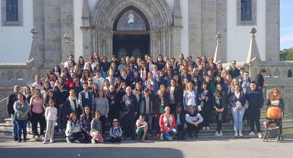 VILA VERDE – Dia da Catequista levou mais de uma centena a Guimarães