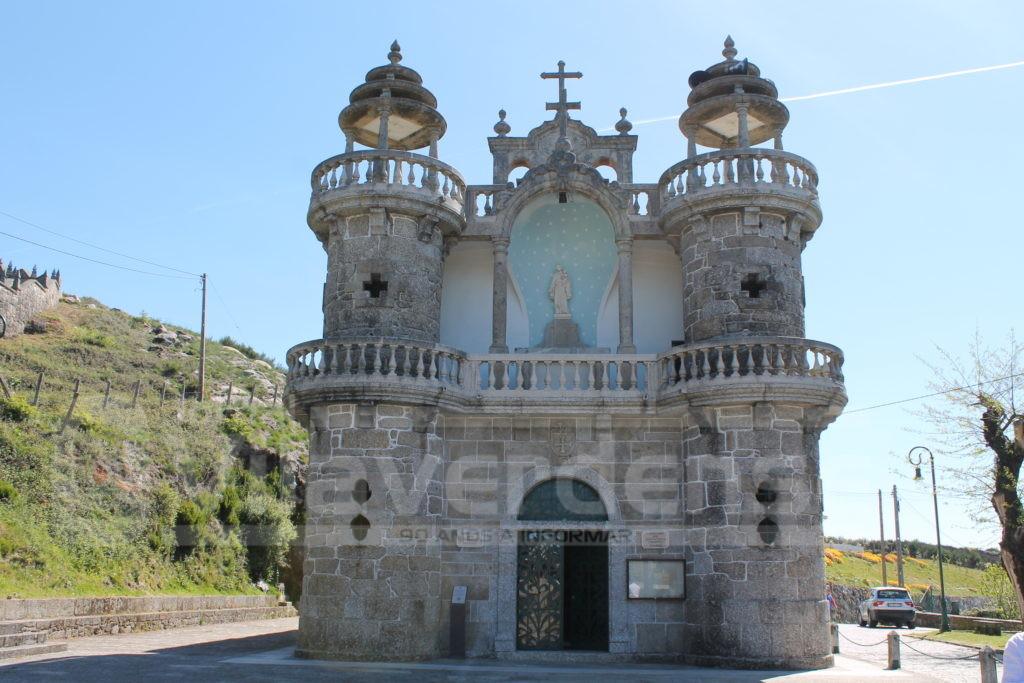 DESPORTO E LAZER - Caminhada até ao Santuário de Mixões da Serra no próximo dia 9 de Junho