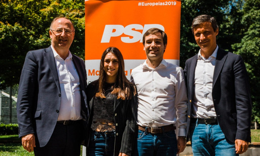 EUROPEIAS – PSD escolhe campeã nacional de kickboxing como mandatária distrital para a juventude