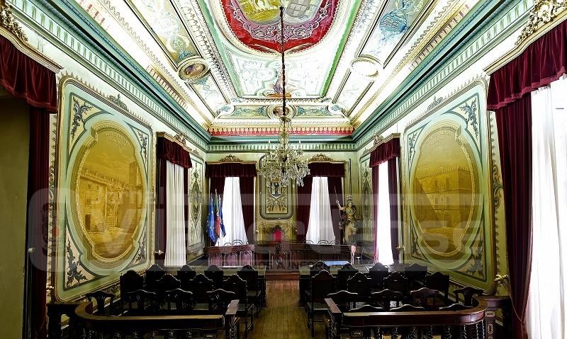 BRAGA - Restauro do edifício da Câmara recebe menção honrosa