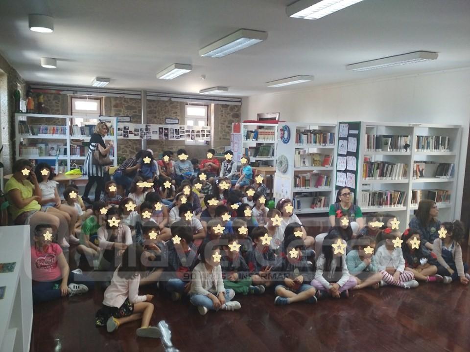 """VILA DE PRADO – Alunos da Casa do Povo e do 4ºano do Centro Escolar participaram na actividade """"Ler mais com ciência"""""""