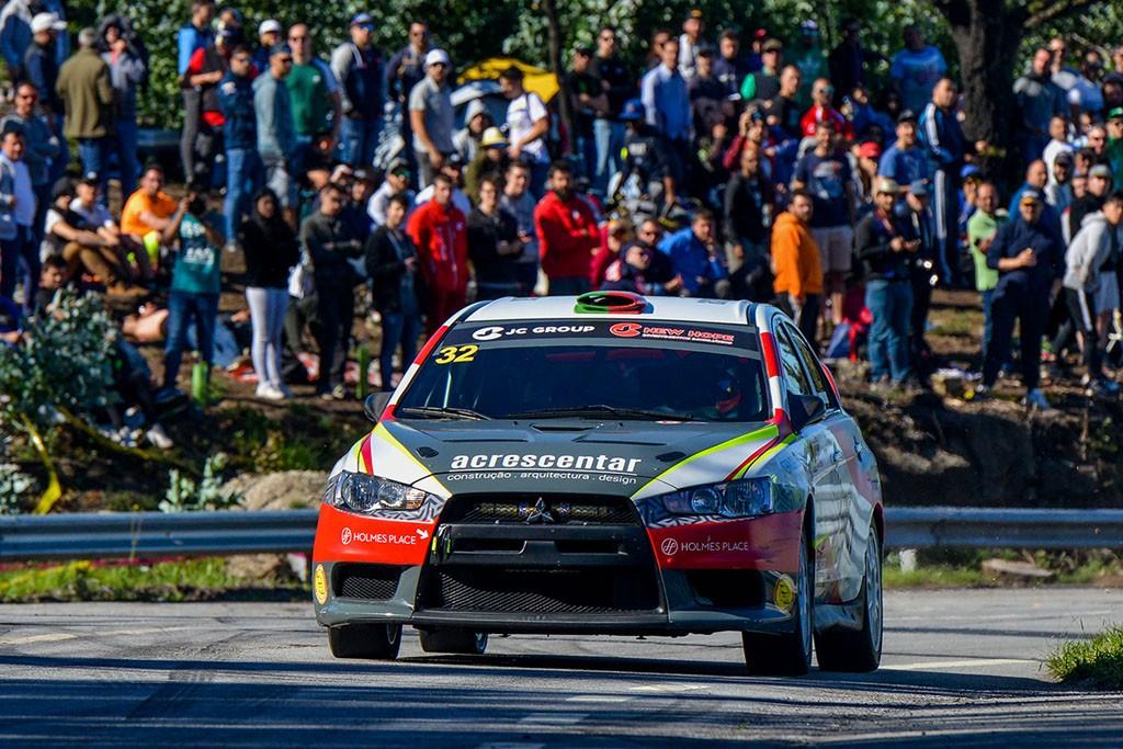 AUTOMOBILISMO – Ricardo Gomes brilha na Falperra e sobe ao pódio do Campeonato da Europa FIA de Montanha