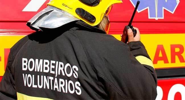 NACIONAL - Bonificações para os Bombeiros Voluntários com mais de 15 anos de serviço ou no quadro activo
