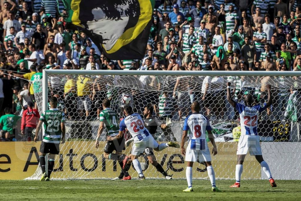 DESPORTO – Sporting mais eficaz que o Porto conquista taça de Portugal nos penaltis