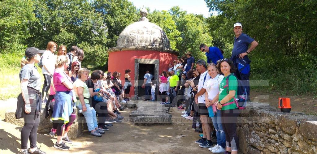 BRAGA (Região) – 70 pessoas unidas pelo ambiente na Caminhada às Sete Fontes