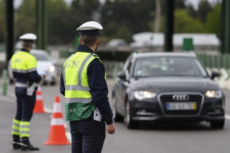 ACTIVIDADE OPERACIONAL - GNR deteve 26 pessoas em flagrante delito na última semana