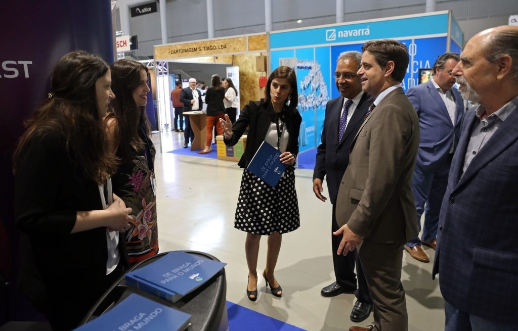 BRAGA – Ministro do Planeamento abre Mostra Empresarial da Semana da Economia de Braga