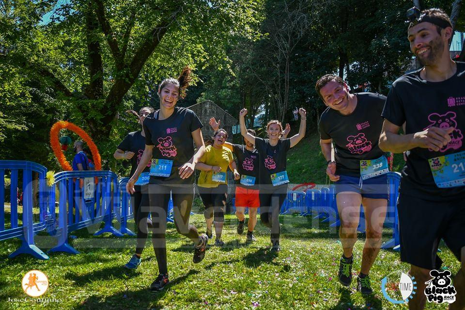 """DESPORTO E LAZER - """"Black Pig Race 2019"""" este sábado no Parque da Ponte"""