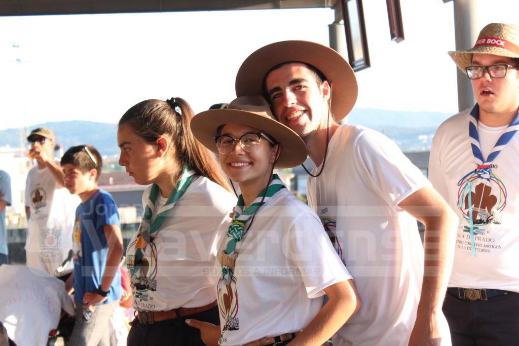 VILA DE PRADO - Agrupamento XVI da Vila de Prado assinalou início das comemorações dos 60 anos