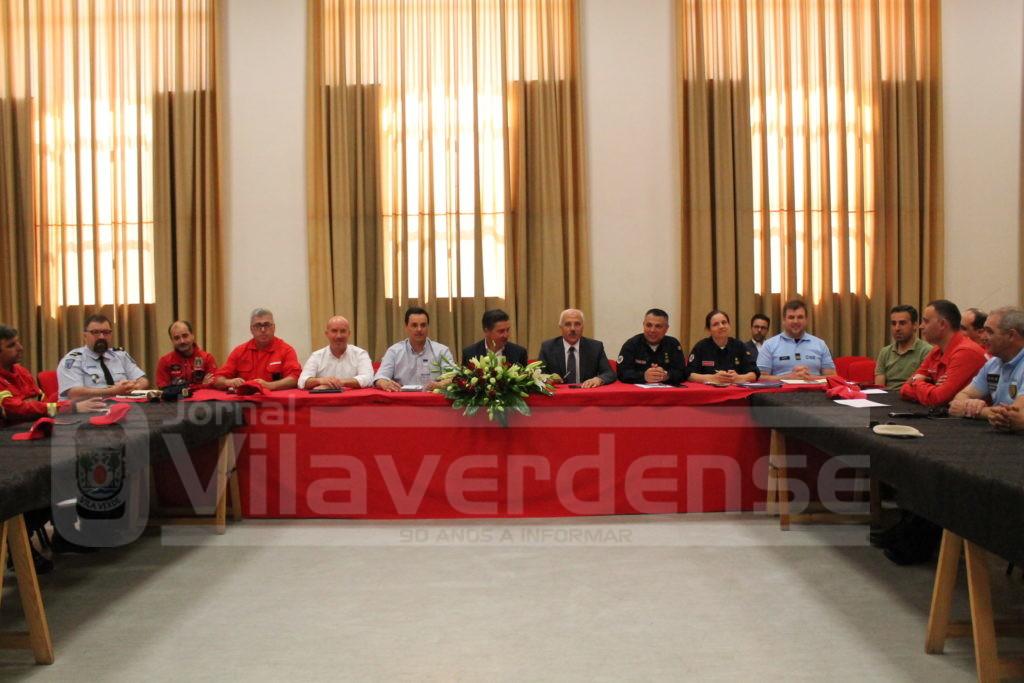 REGIÃO - Entidades de Segurança distritais reuniram pela primeira vez em Vila Verde