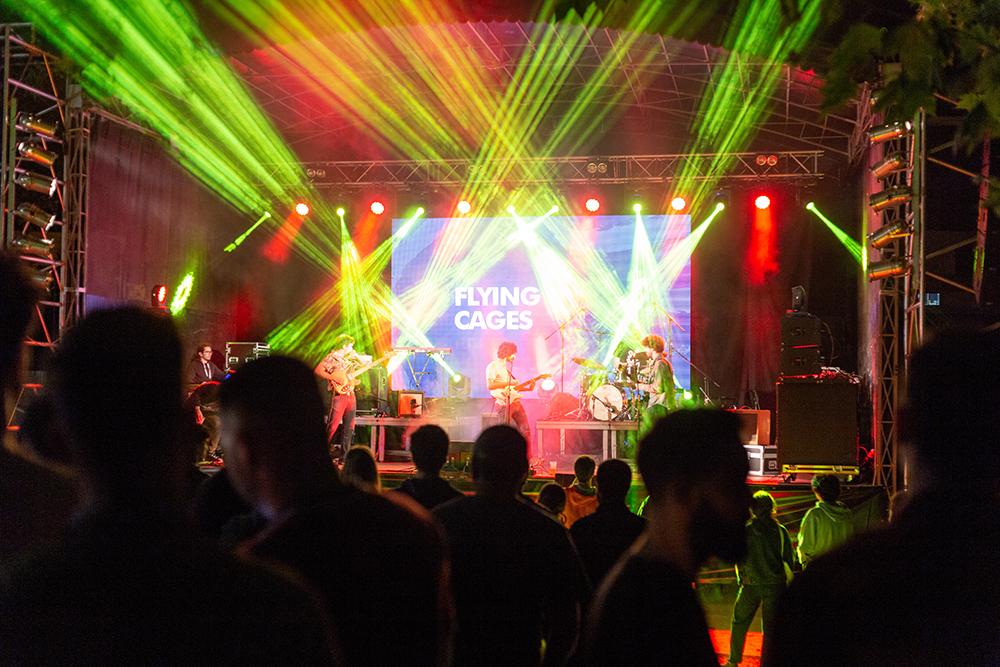 DESTAQUE: Rock no Espeto trouxe a Vila Verde o melhor rock nacional