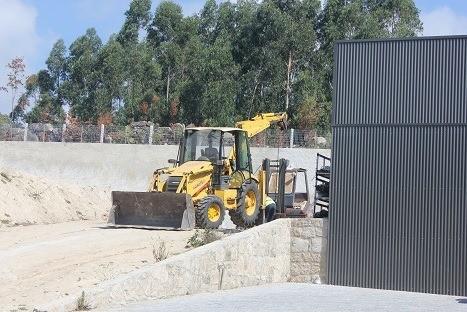 REGIÃO - Homem morre em acidente com empilhador em Barcelos
