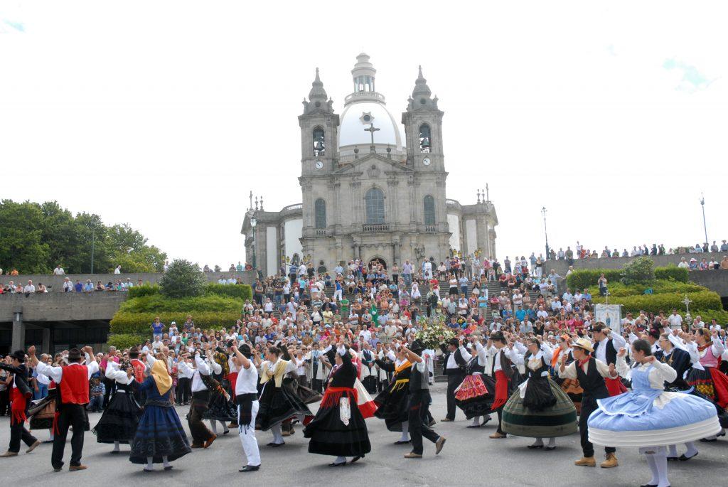 BRAGA - Santuário do Sameiro recebe Peregrinação dos Emigrantes no dia 18 de Agosto