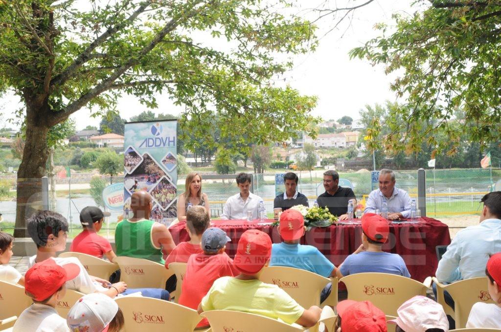 """DESPORTO - 2.º Open Internacional de Futevólei """"Ponte de Bico"""" nos dias 13 e 14 de Julho no AutocarroBar"""