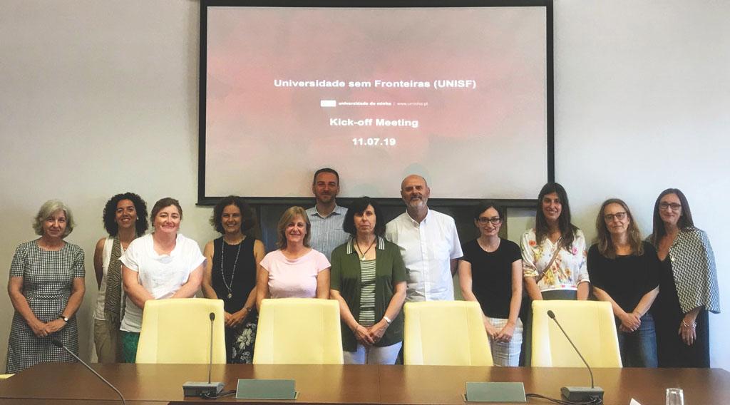 EDUCAÇÃO – UMinho coordena projecto que junta seis universidades públicas de Portugal e Espanha