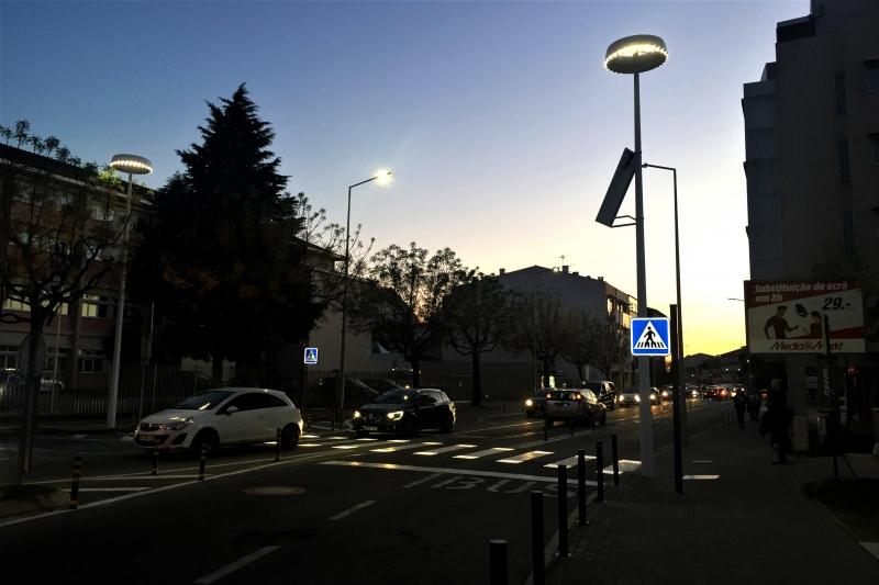 BRAGA – Equipamentos inovadores controlam iluminação de Braga
