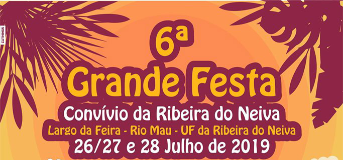 """<span style='font-size:18px;'><strong>RIBEIRA DO NEIVA - </strong></span><br/>""""6ª Grande Festa"""" e convívio na Ribeira no próximo fim-de-semana"""