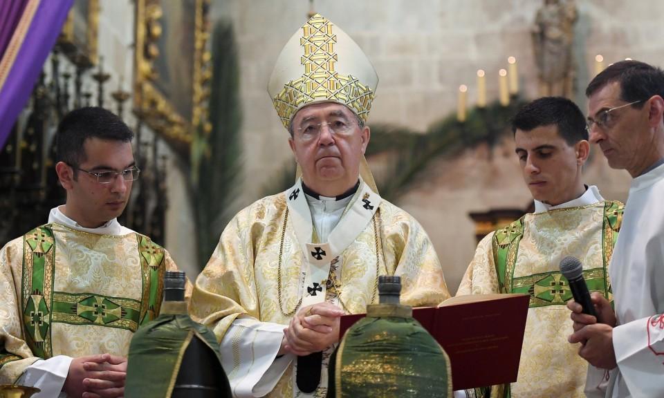 RELIGIÃO - Paulus Editora publica livro sobre o Arcebispo de Braga, D. Jorge Ortiga