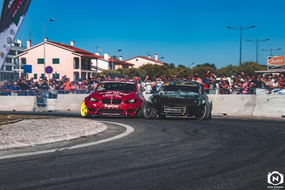 DESPORTO – Diogo Correia consolida primeiro lugar no campeonato de drift