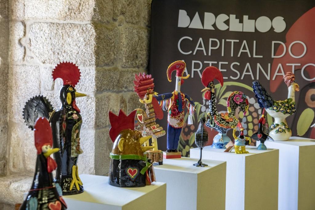 REGIÃO – Mostra de Artesanato e Cerâmica reforça identidade cultural de Barcelos até dia 15