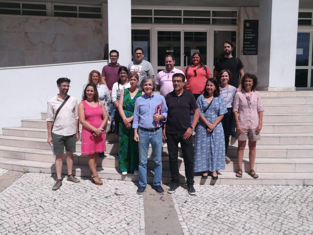 LEGISLATIVAS – Bloco de Esquerda formalizou candidatura pelo distrito de Braga