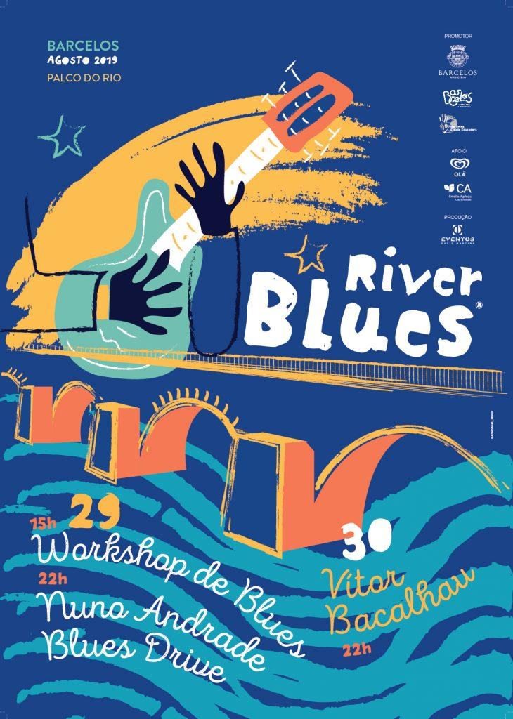 REGIÃO - River Blues regressa ao palco do Cávado