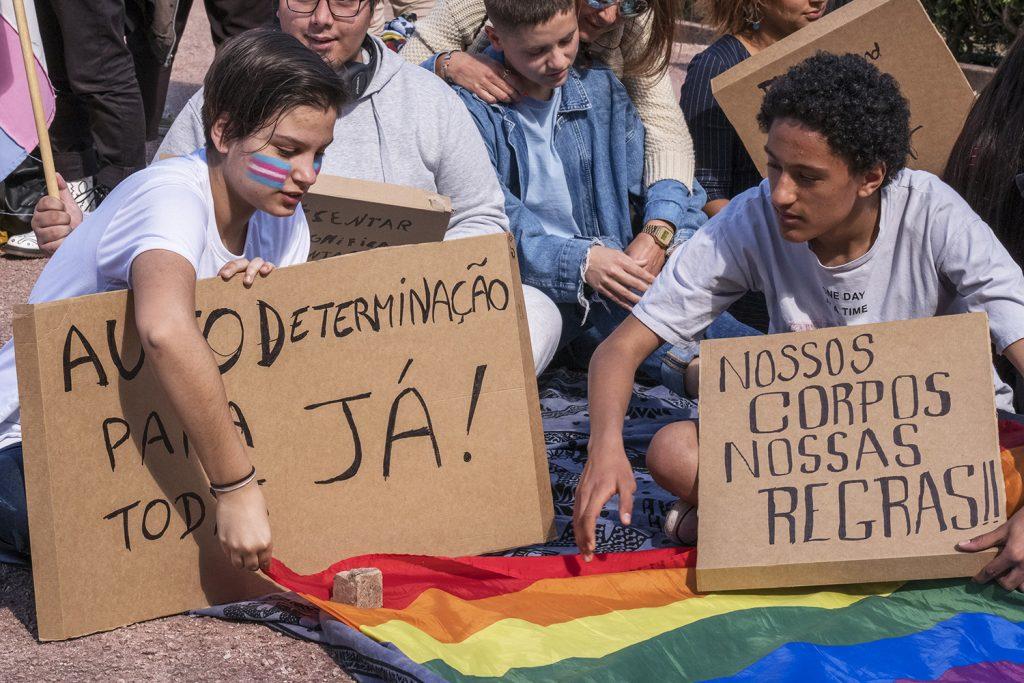 PAÍS – Desde o início do ano 22 jovens mudaram de sexo e de nome em Portugal