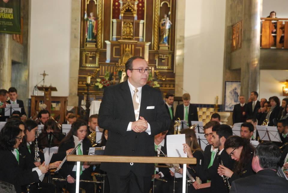 VILA VERDE – Maestro Óscar Vilhena termina funções na Banda Musical de Vila Verde