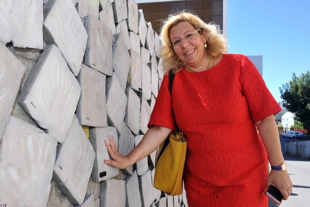 "BRAGA – Altice Forum Braga recebe mural de ""prenda"" pelo 1.º aniversário"