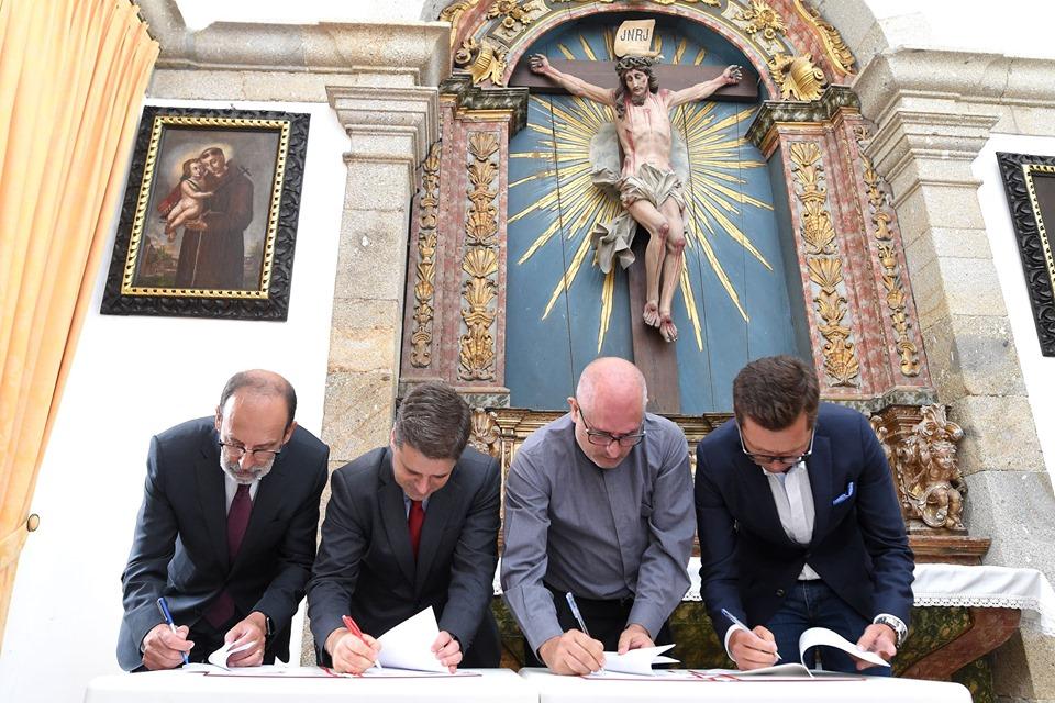 BRAGA – Convento de S. Francisco passa a integrar circuito de turismo cultural e religioso de Braga