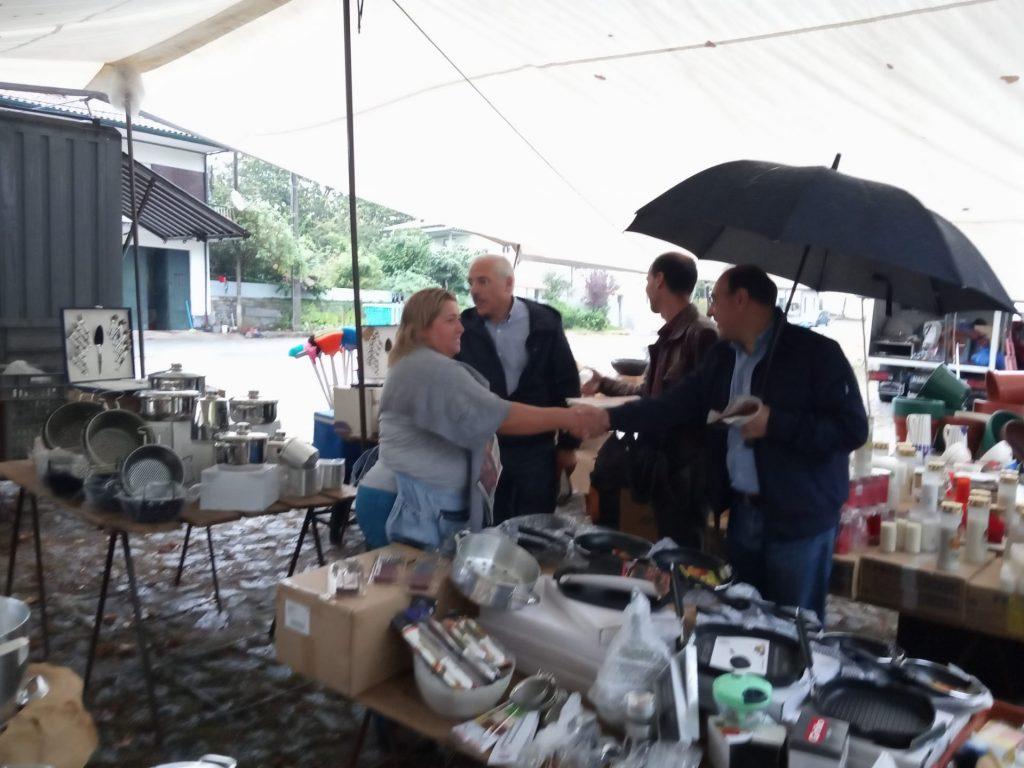 POLÍTICA – PSD Vila Verde destaca importância de promover comércio tradicional e desenvolvimento agrícola