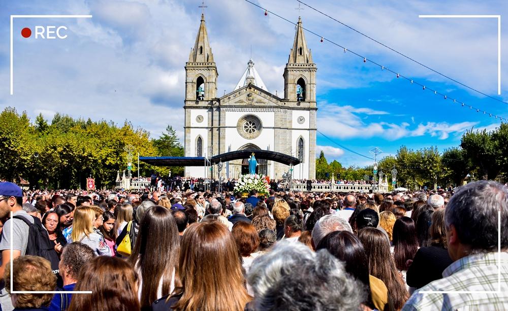 VILA VERDE – Peregrinação ao Santuário do Alívio vai ter transmissão em directo no Facebook