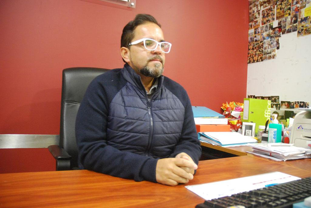 VILA VERDE – Padre Sandro Vasconcelos é o novo capelão dos Bombeiros de Vila Verde