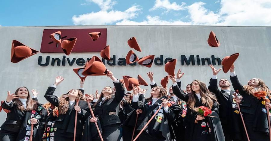 ENSINO SUPERIOR – UMinho acolhe novos estudantes internacionais de licenciatura e mestrado integrado