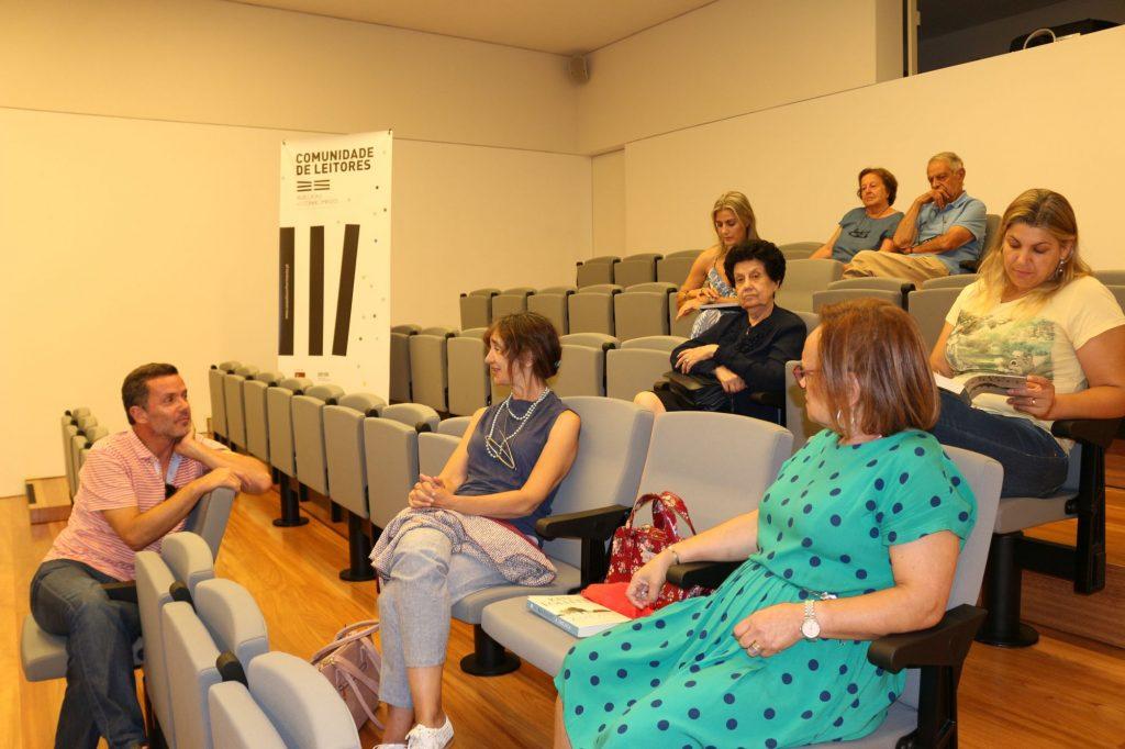 VILA VERDE - Casa do Conhecimento acolheu video-conferência da 3ª sessão da Comunidade de Leitores
