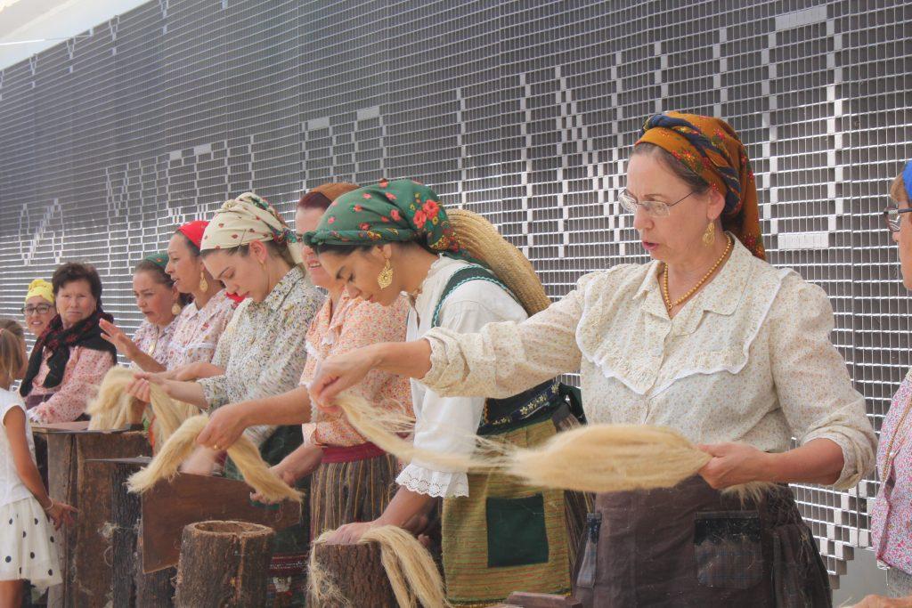 VILA VERDE - Espadelada do Linho recordou a tradição em Marrancos