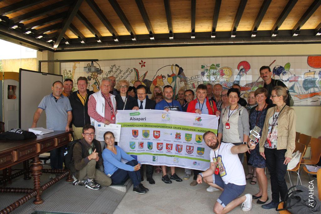 REGIÃO – ATAHCA recebe grupos da Polónia e da Finlândia para estreitar cooperação