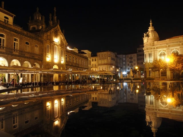 BRAGA – Passeio nocturno de bicicleta para descobrir Braga