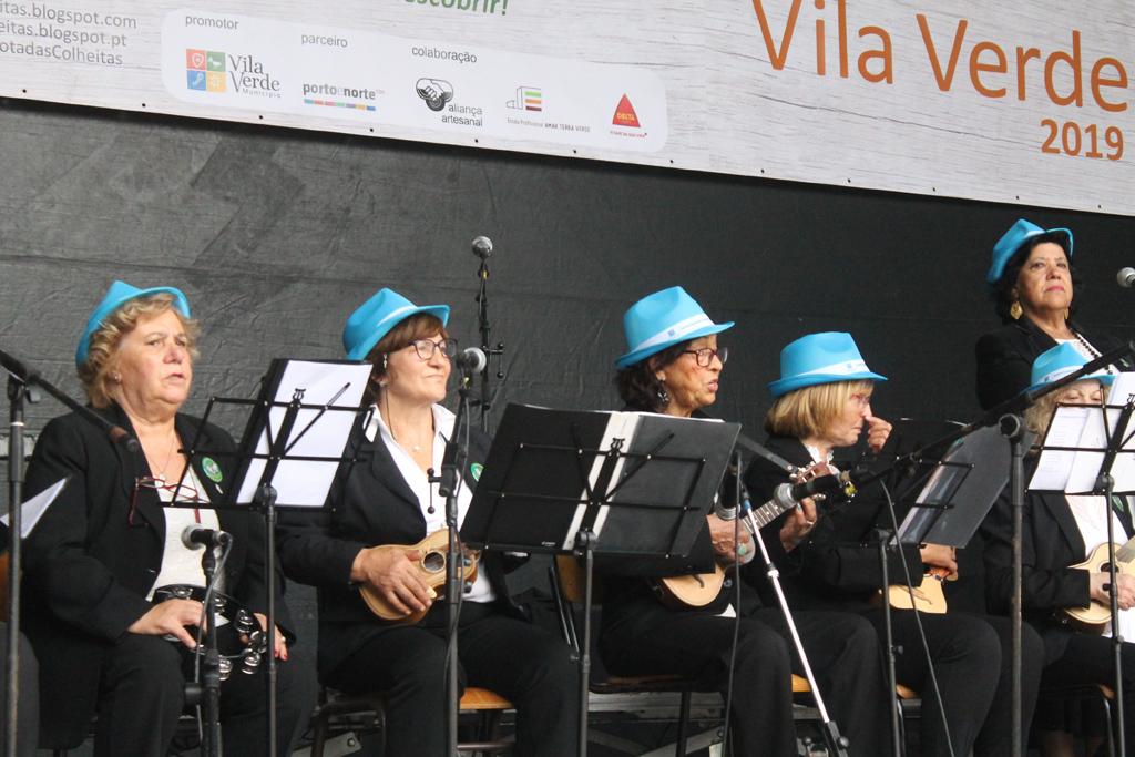 VILA VERDE – Festa das Colheitas junta tocadores de cavaquinho de todo o país