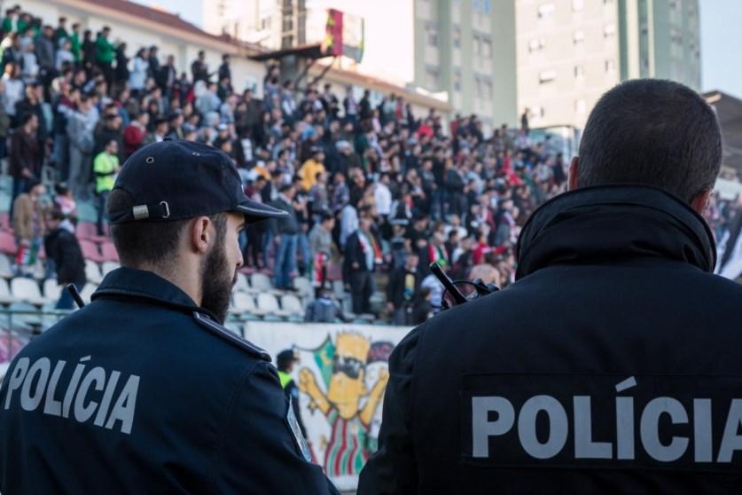 REGIÃO - PSP detém jovem por rixa no jogo entre SC Braga e Famalicão